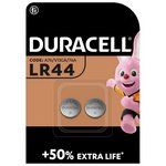 more details on Duracell Specialty LR44 Alkaline Coin Batteries - Pack of 2.