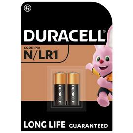 Duracell Specialty Alkaline N Battery - Pack of 2