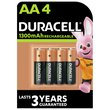 more details on Duracell Recharge Plus AA Rechargeable Batteries - Pack of 4