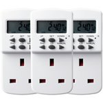 more details on Triple Pack 7-Day Electronic Timers.