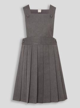 Grey Tabard Pinafore
