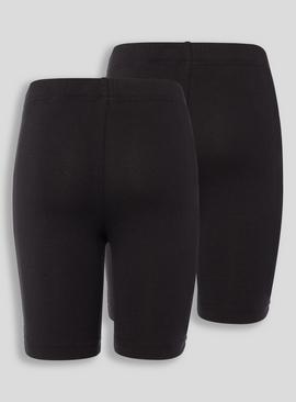 Black Cycle Shorts 2 Pack