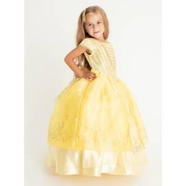 3a713753e952 Disney Princess Belle Yellow Costume (3-10 years)