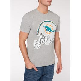 Miami Dolphins Grey T-Shirt