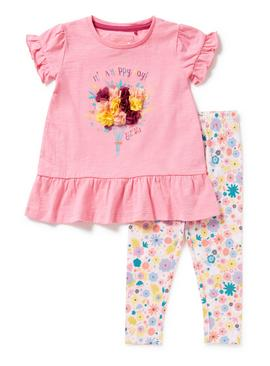 Girls 'Happy Day' T-shirt - 9-12 months