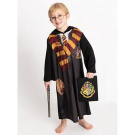 Harry Potter Black Gryffindor Costume