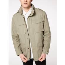 Khaki Lightweight Cotton M65 Jacket - XS