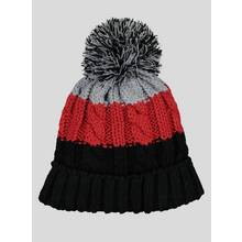 Multi Coloured Knitted Hat (1 - 12 years)
