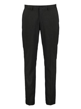 Black Skinny Fit Trousers With Stretch