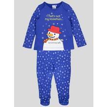 Christmas Usborne 'That's not my snowman' Pyjama Set - 18-24