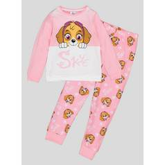 efe4e12905 Paw Patrol Pink Long-Sleeved Pyjamas (18 Months - 7 Years)