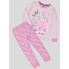 3f10e05361 Christmas Peppa Pig Pink Pyjamas (1 - 5 years)