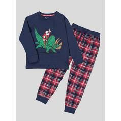 e526052d3d Christmas Navy Santa Triceratops Pyjamas (1-10 years)