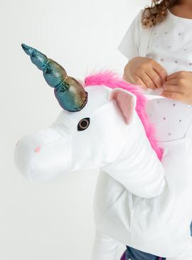 DO NOT APPROVE Online Exclusive Ride On Unicorn Costume - 0-
