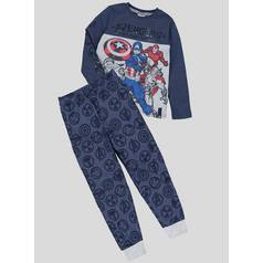6de96dcd2e Marvel Avengers Navy Pyjamas (2-12 years)