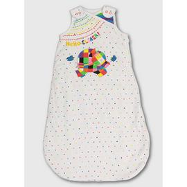 Online Exclusive Multicoloured Elmer Sleep Bag 1.5 Tog