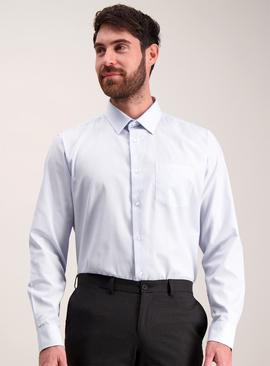 Online Exclusive Light Blue Tailored Fit Shirts 2 Pack