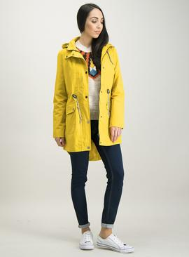 Mustard Yellow Parka