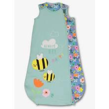 Multicoloured Floral Sleeping Bag 1.5 Tog (0-3 Years)