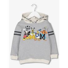 Disney Mickey Mouse & Friends Grey Hoodie (1-6 Years)