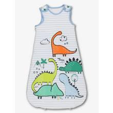 Multicoloured Dinosaur Print Sleep Bag 1.5 Tog (0-3 years)