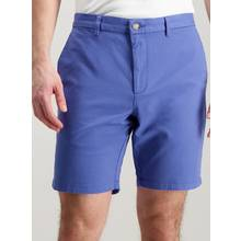 Periwinkle Blue Chino Shorts with Stretch