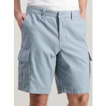 Online Exclusive Light Blue Cargo Shorts