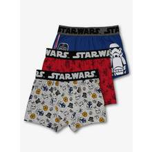 Star Wars Multicoloured Trunks 3 Pack (3-12 years)