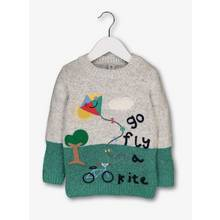 Multicoloured Go Fly A Kite Jumper (9 months-6 years)