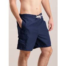Navy Cargo Board Shorts