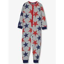 Multicoloured Star Print All In One (18 Months - 12 Years)