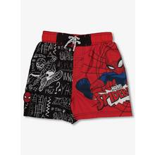 Marvel Spiderman Red Swimming Shorts (3-12 years)