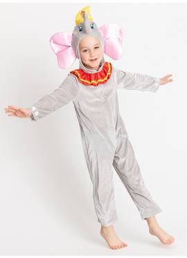 Disney Winnie the Pooh all in one with hat costume various sizes