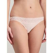 Multicoloured Comfort Lace Thongs 5 Pack