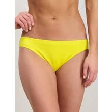Yellow Rib Classic Bikini Brief
