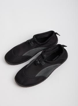 Black & Grey Neoprene Wetshoes