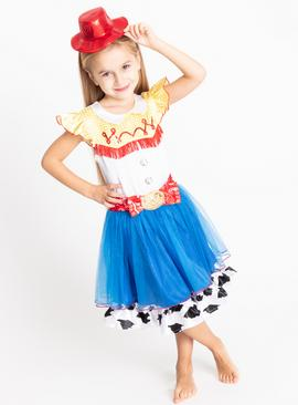 Disney Toy Story Multicoloured Jessie Costume - 2-3 years