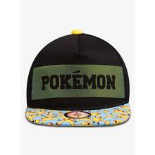 Pokemon Pikachu Black Cap (3 - 13 years)
