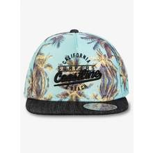 Multicoloured Coastline Scene Cap (3-13 Years)