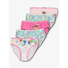 Hey Duggee Multicoloured Rainbow Briefs 5 Pack (18 months -