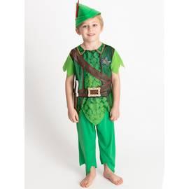 962ffab50feeb Disney Peter Pan Green Costume (2-10 years)