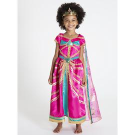 Disney Aladdin Princess Jasmine Pink Costume - 3-4 Years