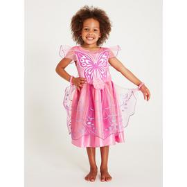 Pink Butterfly Fairy Costume