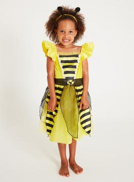Online Exclusive Bumble Bee Costume Set - 3-4 Years