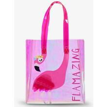 Pink Flamingo Tote Bag - One Size
