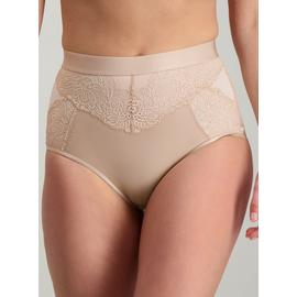 Secret Shaping Nude Luxury Lace Knickers