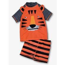 Orange Tiger Sunsafe Set (9 months - 5 years)