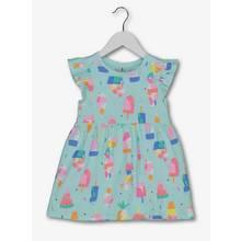 Multicoloured Ice-Cream Jersey Dress (9 Months - 6 Years)