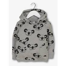 Grey Koala Hooded Sweater (9 months-6 years)