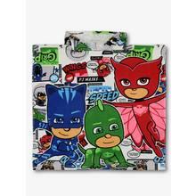 PJ Masks Multicoloured Poncho Towel - One Size